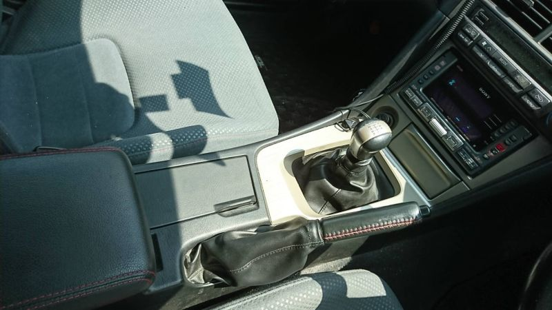1999 Nissan Skyline R34 GTR VSpec MP2 shift knob