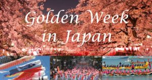 Golden Week 2018
