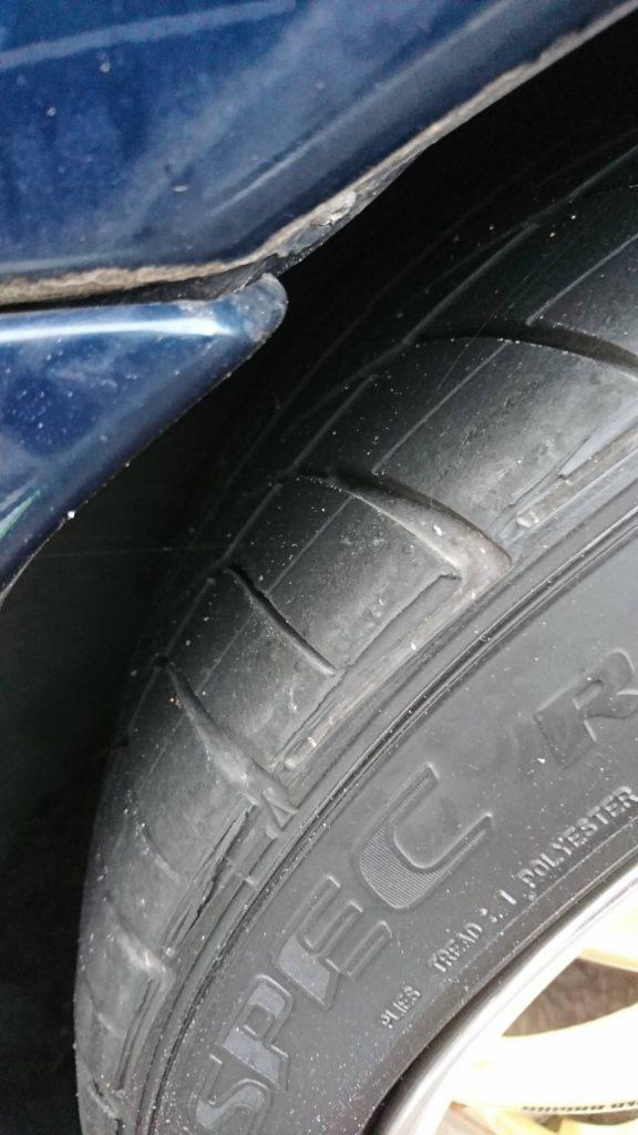 1992 Mazda RX-7 turbo 18