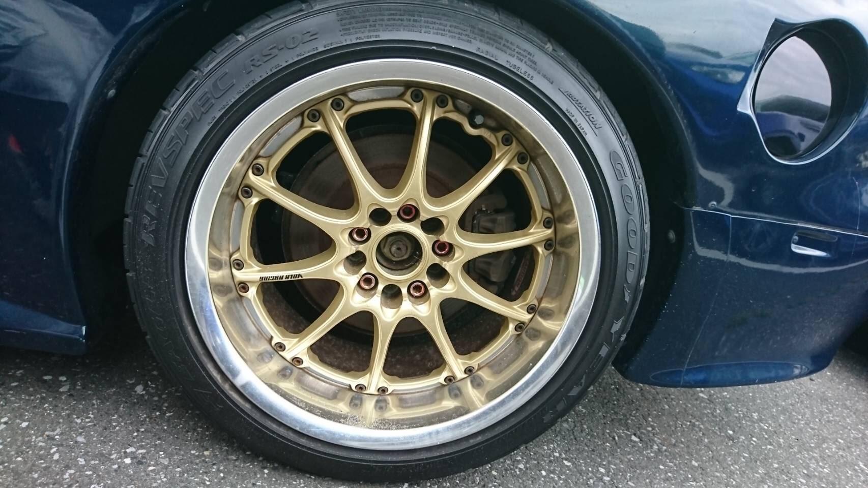 1992 Mazda RX-7 turbo 21