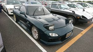 1992 Mazda RX-7 turbo right front