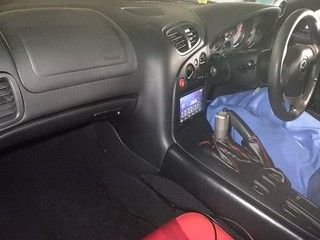 2001 Mazda RX-7 Type RB S Package turbo auction interior