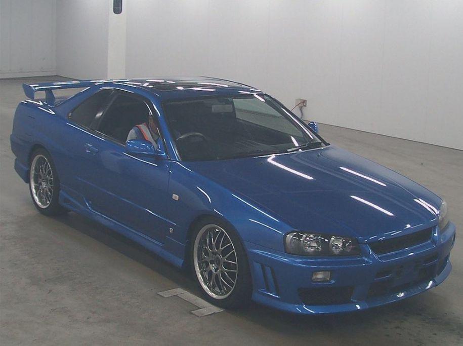 2001 Nissan Skyline R34 GT-T SOLD ~ $47K on road - Prestige Motorsport