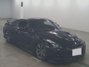 2008 R35 GTR