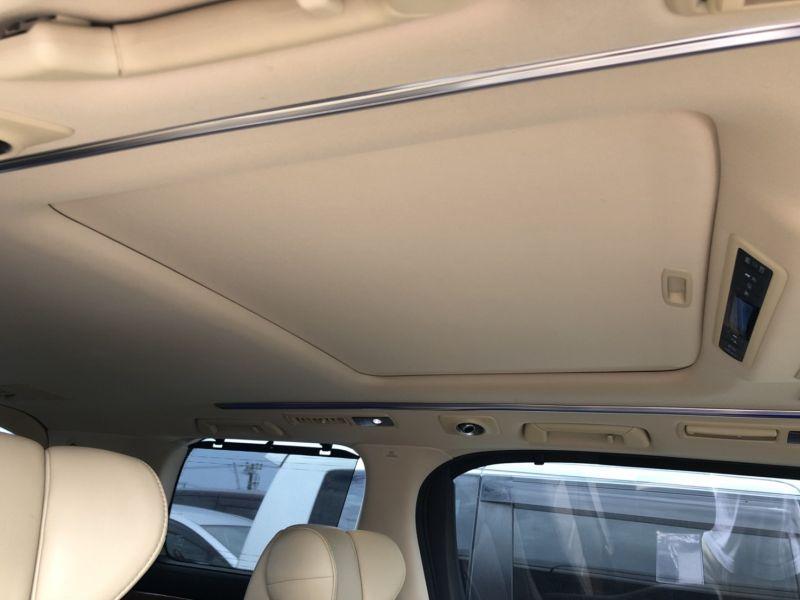 2015 Toyota Alphard Hybrid Executive Lounge sunroof 2