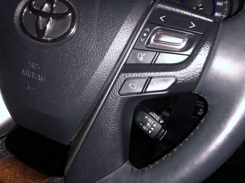 2016 Toyota Alphard Hybrid Executive Lounge cruise control