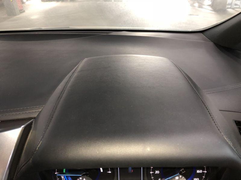 2016 Toyota Alphard Hybrid Executive Lounge dash 2