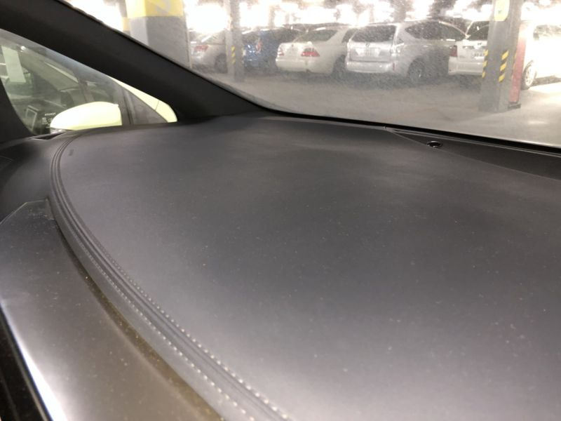 2016 Toyota Alphard Hybrid Executive Lounge dash