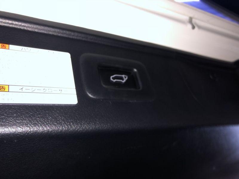 2016 Toyota Alphard Hybrid Executive Lounge power tailgate