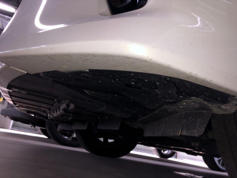 2016 Toyota Alphard Hybrid Executive Lounge rear bumper