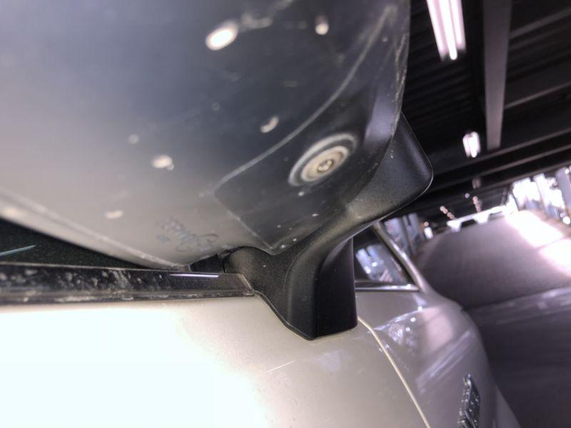 2016 Toyota Alphard Hybrid Executive Lounge rear camera
