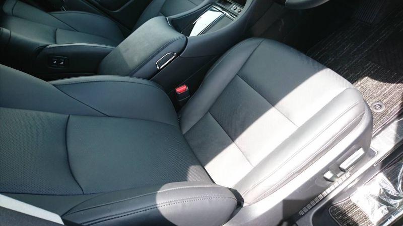 2017 Toyota Alphard Hybrid SR C Package seat