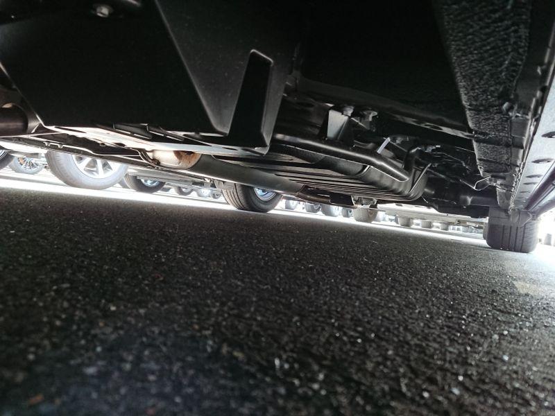 2017 Toyota Alphard Hybrid SR C Package underbody 3