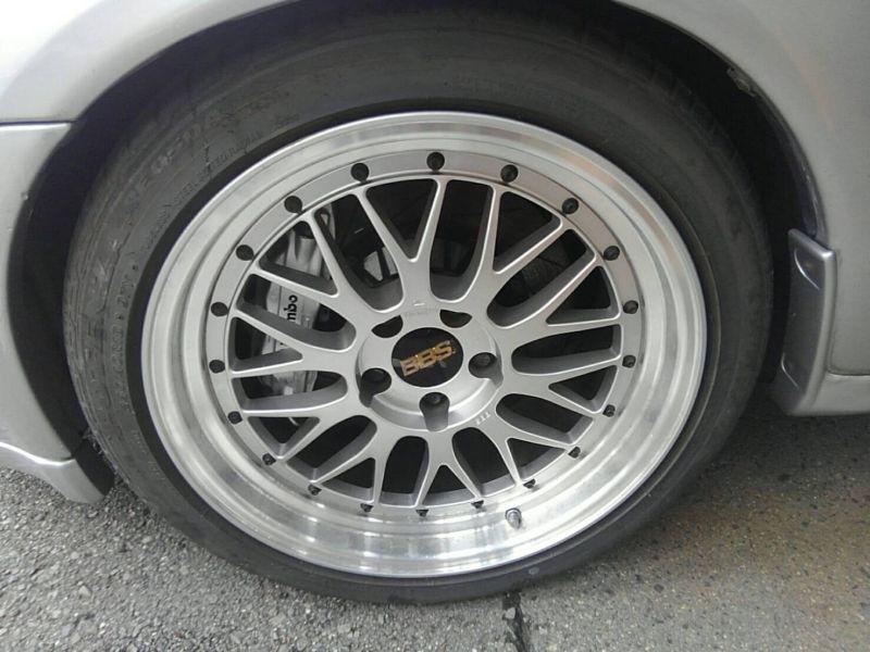 1992 Nissan Skyline R32 GTR BBS wheel 2