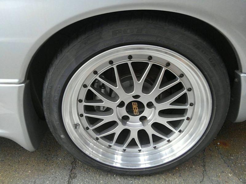 1992 Nissan Skyline R32 GTR BBS wheel
