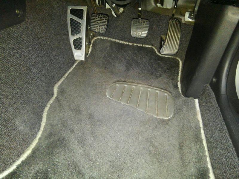 1992 Nissan Skyline R32 GTR carpet