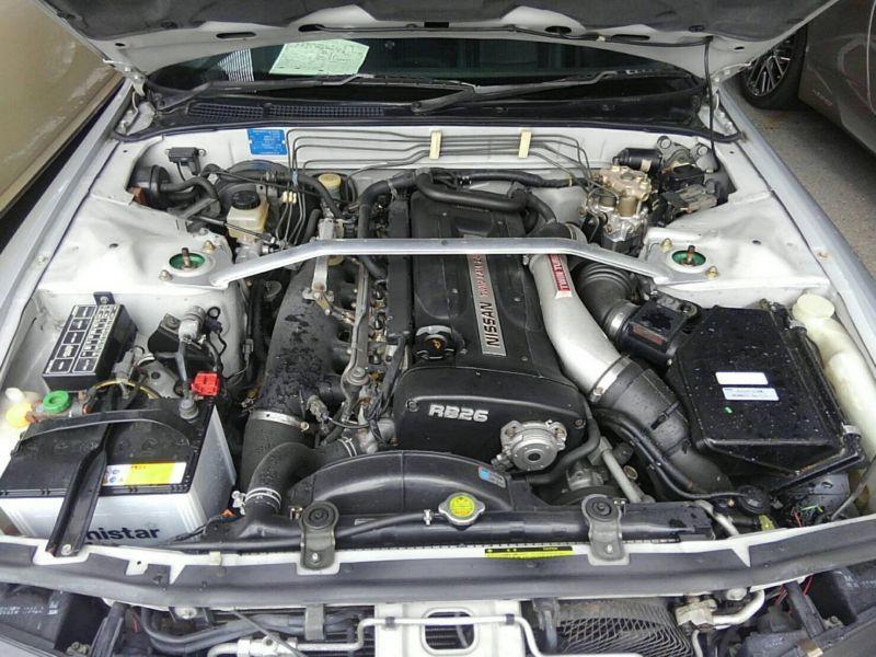 1992 Nissan Skyline R32 GTR engine