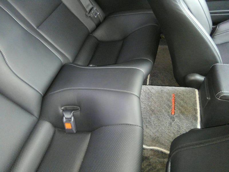 1992 Nissan Skyline R32 GTR rear seat