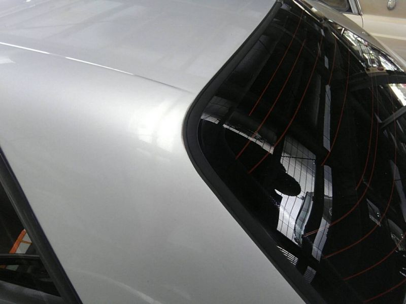 1992 Nissan Skyline R32 GTR rear window