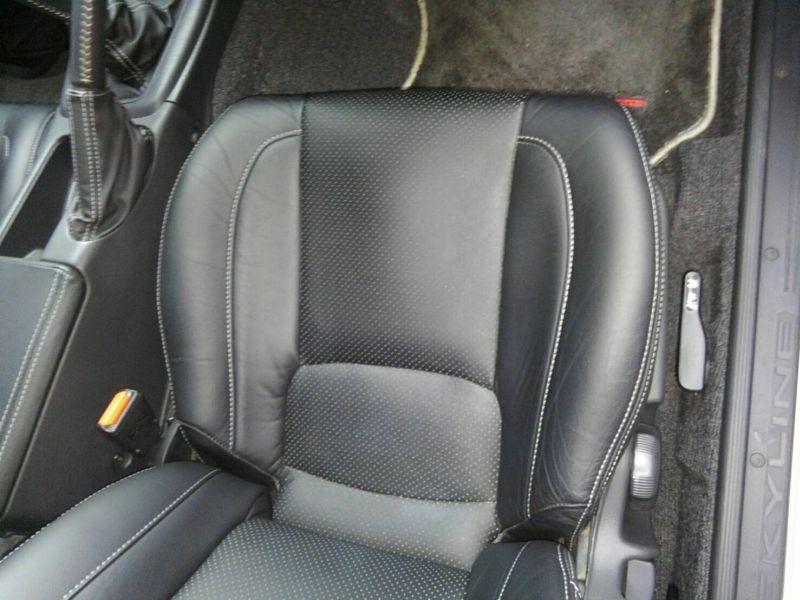 1992 Nissan Skyline R32 GTR seat