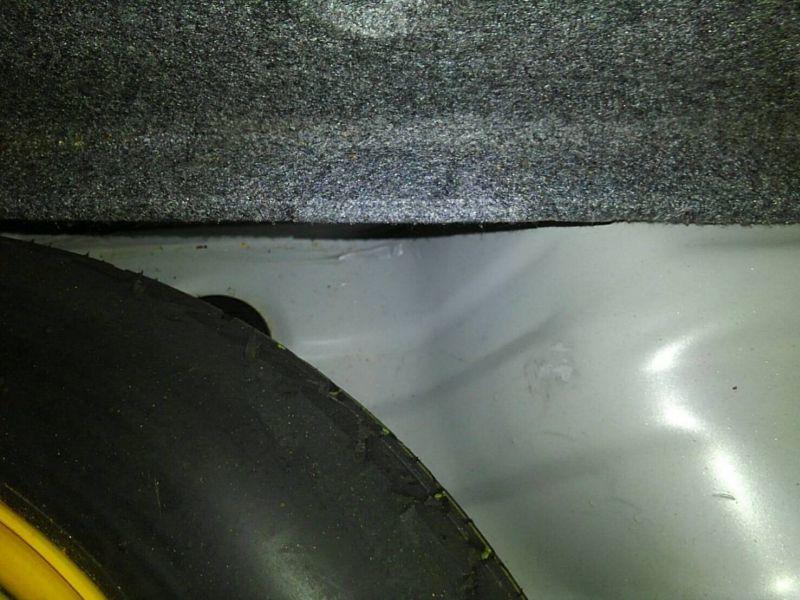 1992 Nissan Skyline R32 GTR spare wheel 2