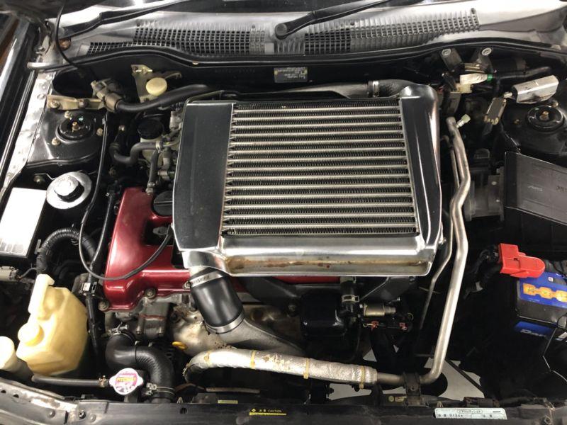 1994 Nissan Pulsar GTiR engine