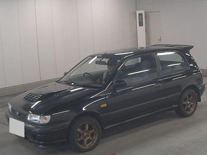 1994 Nissan Pulsar GTiR left front