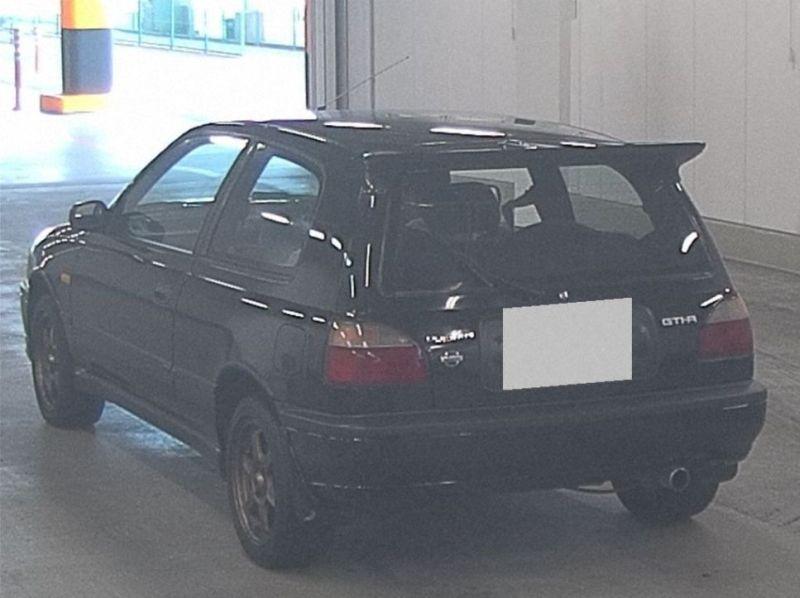 1994 Nissan Pulsar GTiR left rear