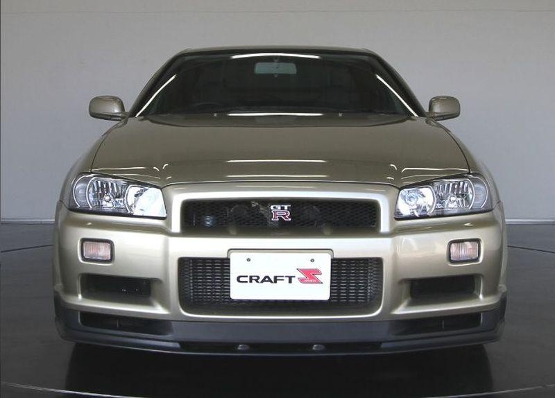 2002 R34 GTR MSpec Silica Breath 3