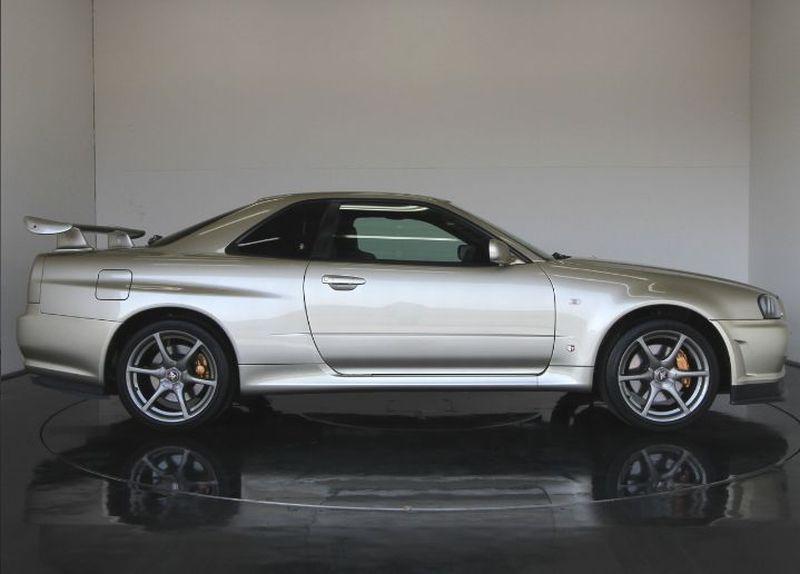 2002 R34 GTR MSpec Silica Breath 4