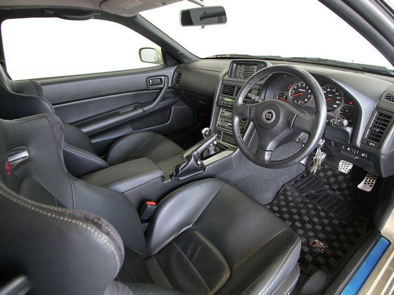 2002 R34 GTR MSpec Silica Breath 5