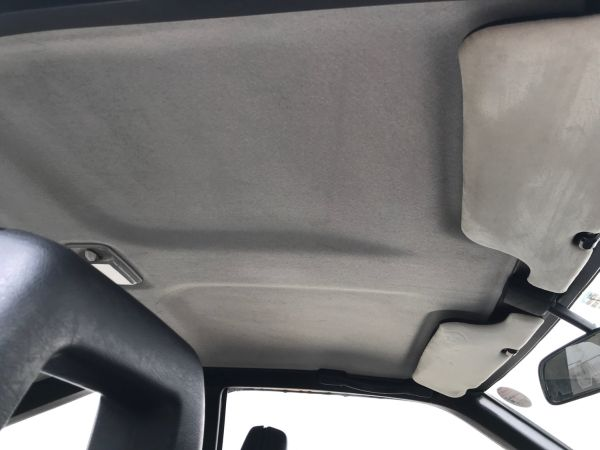 1986 TOYOTA SPRINTER GT APEX roof lining