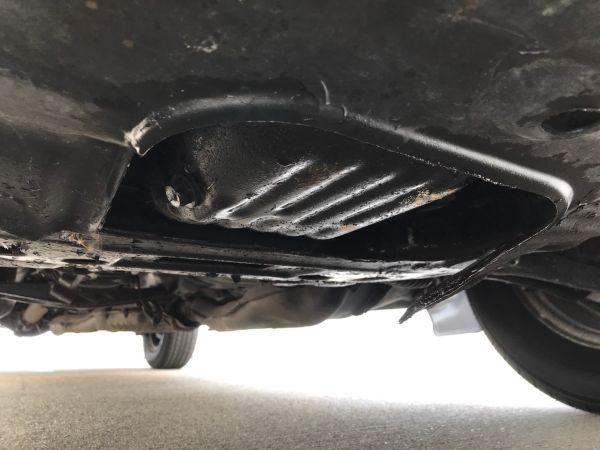 1986 TOYOTA SPRINTER GT APEX underbody 20