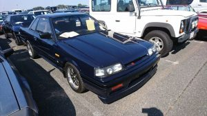 1987 NISSAN SKYLINE GTS-R right front
