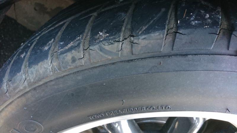 1987 NISSAN SKYLINE GTS-R tyre