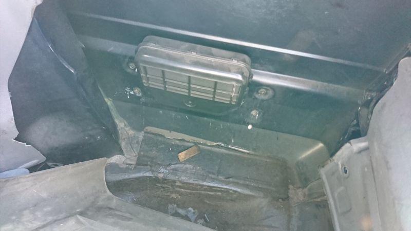 1987 NISSAN SKYLINE GTS-R underbody boot 1