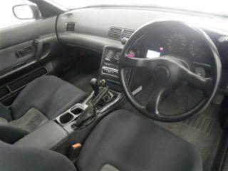 1990 Nissan Skyline R32 GTR auction interior