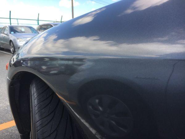 1990 Nissan Skyline R32 GTR left front fender