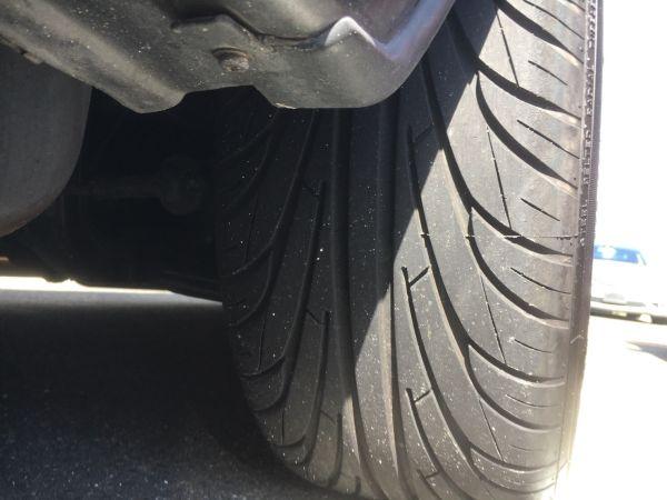 1990 Nissan Skyline R32 GTR tyre 4