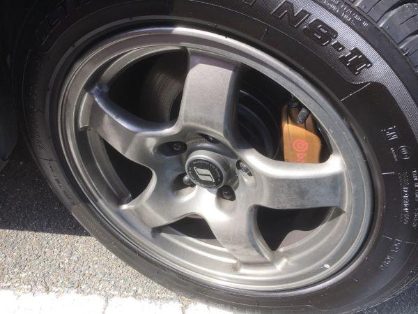 1990 Nissan Skyline R32 GTR wheel 1