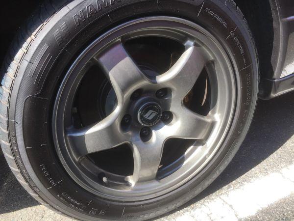 1990 Nissan Skyline R32 GTR wheel 2