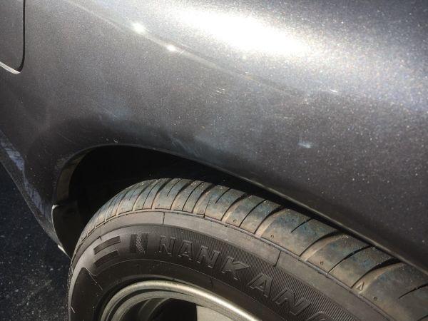 1990 Nissan Skyline R32 GTR wheel arch
