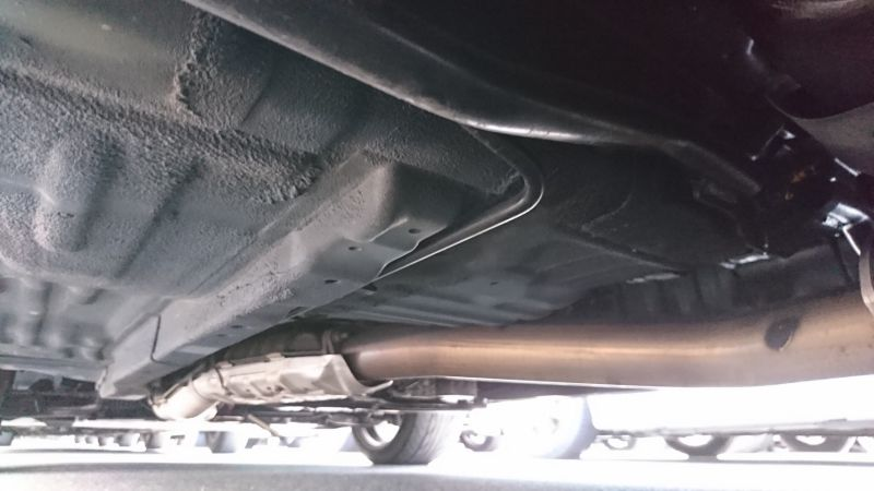 1999 Nissan Skyline R34 GTR VSpec blue underbody