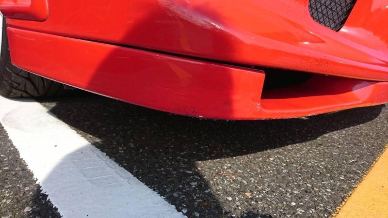 2000 Mitsubishi Lancer EVO 6 TME red spoiler