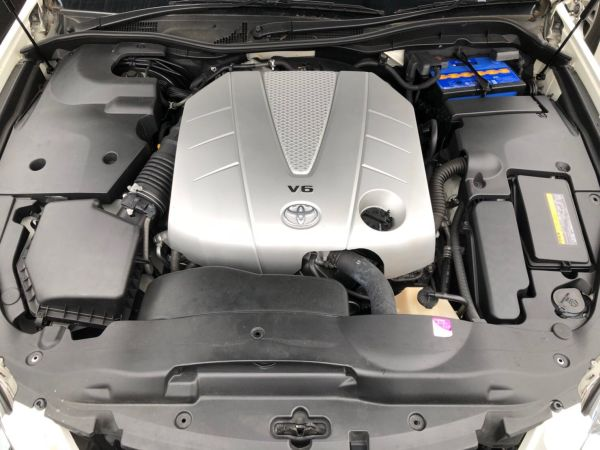 2007 Toyota Crown Athlete Premium Edition sedan engine