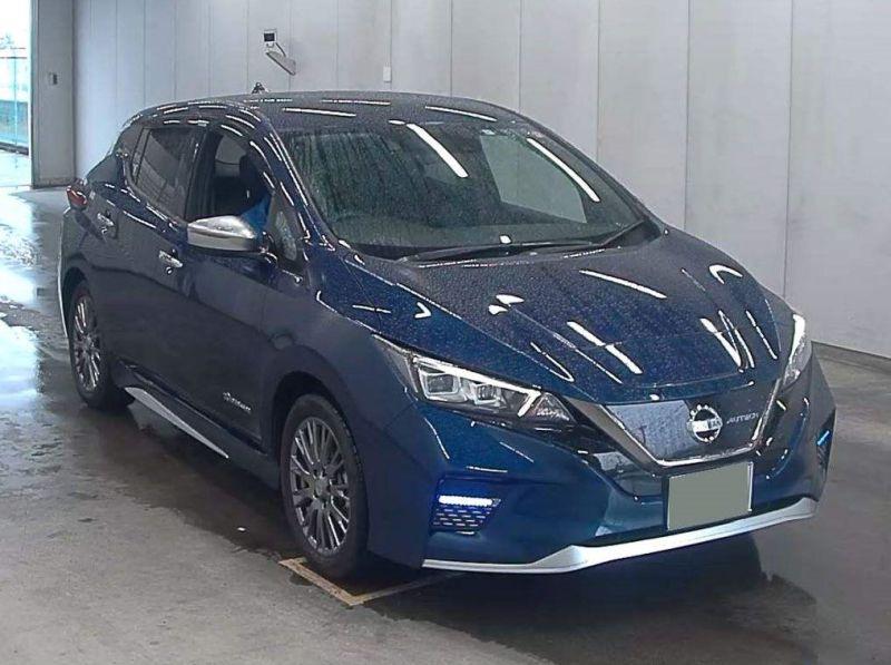 2019 Nissan Leaf e+ AUTECH 02