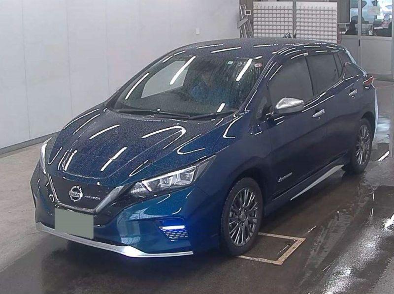2019 Nissan Leaf e+ AUTECH 06