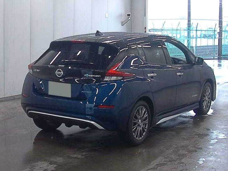 2019 nissan leaf e  autech 62kw