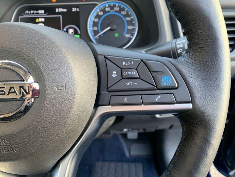 2019 Nissan Leaf e+ AUTECH 11