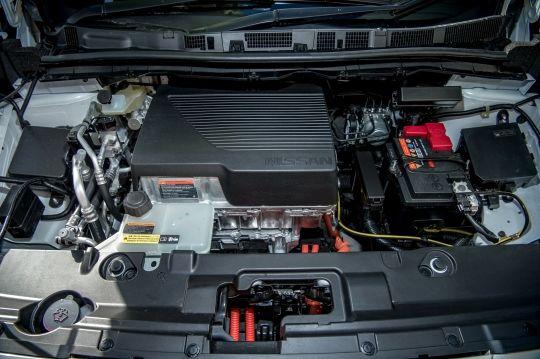 Nissan Leaf import 2018 motor